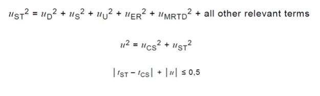 Accuracy formula